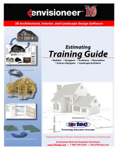 v10 estimating training guide cover