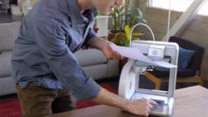 Setting the Print Jet Gap, or Z-Gap