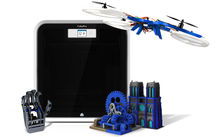 cubepro-3d-printer