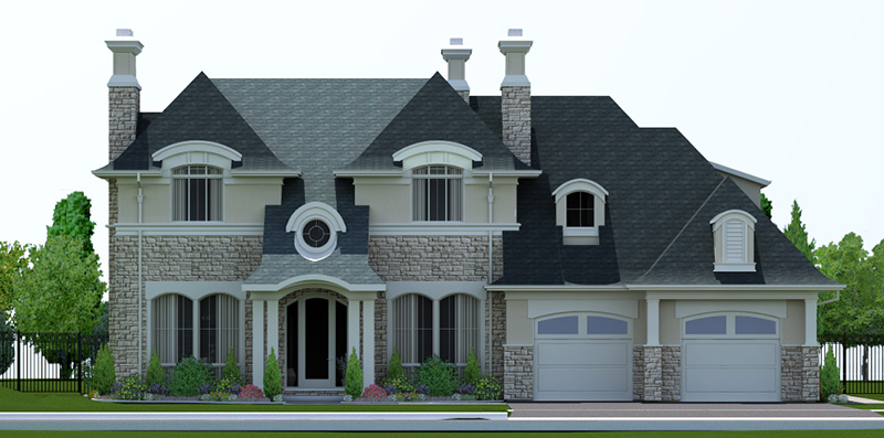 Finelli-Front-Elevation-Render