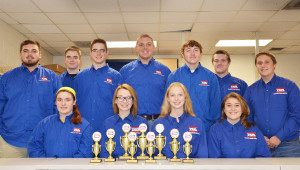 HHS Students Earn Honors at TSA Competition