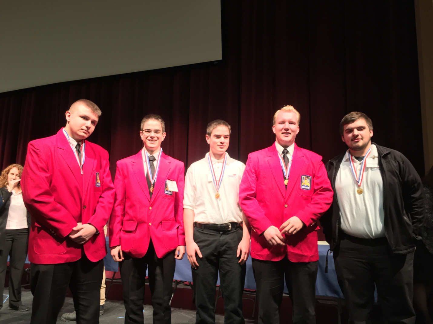 Upper East TN Regional SkillsUSA 2016 photo